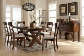 dining room table sets. Trestle Dining Room Table Sets E