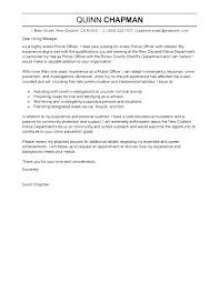 Example Of Successful Cover Letters Examples For Cover Letters