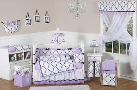 purple nursery bedding sets baby girl bedding sets pink and gray