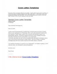 The Most Popular Sample Cover Letter For Applying Job 95 On