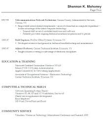 Resume For No Work Experience Sample Resumes With No Experience