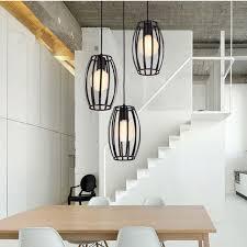 3x black pendant light kitchen lamp ceiling lights bedroom chandelier lighting
