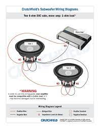 Crossover Wiring Diagram Car Audio - bookingritzcarlton.info | Subwoofer  wiring, Car audio, Car audio systems