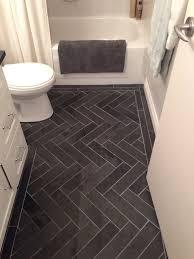 33 black slate bathroom floor tiles ideas and pictures glass tile