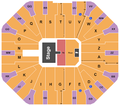 Don Haskins Center El Paso Seating Chart Don Haskins Center Seating Chart El Paso