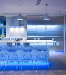 kitchen led lighting ideas. Exellent Kitchen Incredible Marble Island And LED Lighting Under The Cabinet Contemporary  KitchensKitchen ModernKitchen IdeasModern  To Kitchen Led Lighting Ideas