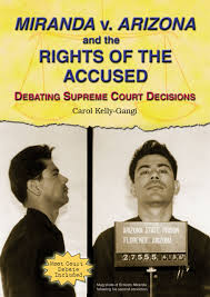 m da v arizona and the rights of the accused debating supreme  m da v arizona and the rights of the accused debating supreme court decisions carol kelly gangi 9780766024779 com books