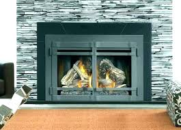 non vented gas fireplace insert inserts consumer reports wo te ct pices