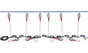 explosion proof led string lights 10 lights daisy chain Daisy Chained Wiring epl sl 10 led 12 3 e2e daisy chained wiring