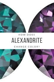 How Does Alexandrite Change Color Gem Rock Auctions