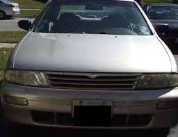Nissan Altima 1996 Nissan Altima Xe Gxe Se The Car Only