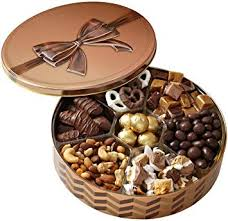 holiday nuts gift basket chocolate gourmet food gifts prime mothers fathers day