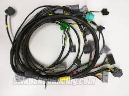 honda accord h22a engine wiring harness conversion h22 ek wiring harness mil spec f series & h series wiring harness