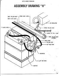 Kawasaki bayou 250 wiring