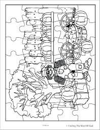 Apostle Paul Coloring Page High Quality St And St Peter Coloring
