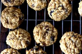 thick chewy oatmeal raisin cookies smitten kitchen