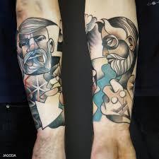 Slavic Tattoos By Polish Artists Lamus Dworski