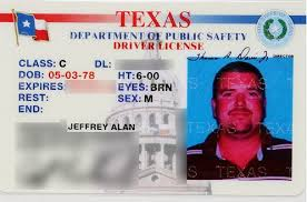Handbook Drivers Law Citizenship Requires License New Prove To Texas Applicants
