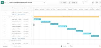 Planning A Wedding In 6 Months Checklist Excel Template