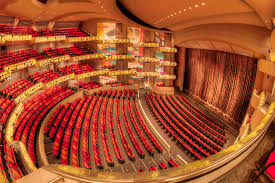 Muriel Kauffman Theatre Kauffman Center Kansas City Flickr
