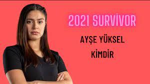 Survivor 2021 Ayşe Yüksel kimdir, kaç yaşında ve ne iş yapar? 2021 Survivor  Gönüllüler