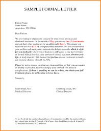 Formal Letter Latest Format 25 New Formal Letter Writing