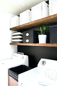 Design Decor Beauteous Shelves For Laundry Room Wall Design Decor Mounted Cabinets Sale