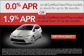 Toyota Certified Rates - Norwalk Toyota