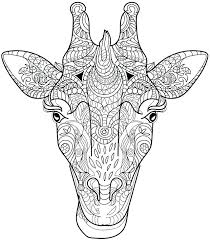 coloring pages animals animal coloring pages for s giraffe free printable coloring pages rainforest animals