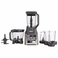 ninja professional blender 1500 watts. Contemporary Blender Ninja TOTAL BOOST BL687 AutoiQ 1500 Watt Blender Juicer Food Kitchen  System 1 Of 1Only 0 Available See More Intended Professional Watts