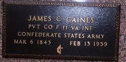 Photos of James Clinton Gaines - Find A Grave Memorial
