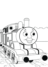 Thomas Coloring Pages Printable Easy Printable And Friends ...