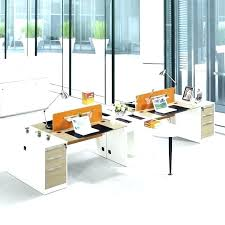 person office desk. 2 Person Office Desk Modern Furniture Specification Corner Depot
