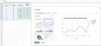 Multi Colored Line Charts In Google Sheets Ben Collins