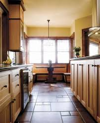 Classic One Aisle Galley Kitchen