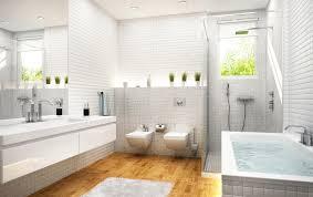 Parkett Im Badezimmer Holzboden Für Wellness Oase Parkett Für