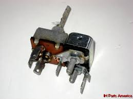windshield wiper international scout parts nos new old stock wiper switch for scout ii and 1969 71 pickup