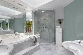 luxury master bathroom shower. Plain Bathroom Luxury Master Bath Shower White And Grey Marble Design With Master Bathroom Shower U