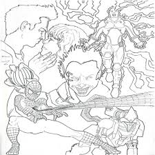 167 Dessins De Coloriage Spiderman C3 A0 Imprimer Sur Laguerche 167 Dessins De Coloriage Spiderman C3 A0 Imprimer Sur Laguerche Comll L