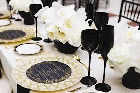 white table settings. White Table Settings