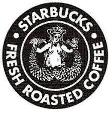 original starbucks logo upside down. Brilliant Upside Starbucks Old Logolook At It Upside Down For Original Starbucks Logo Upside Down