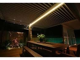 verandah lighting. M-Elec Pty Ltd Energy Efficient LED Lighting Strips Used In Recently Refurbished Sunshine Coast Beach House   Architecture And Design Verandah E