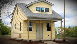 tiny house development. Beautiful Development The Detroitbased Nonprofit Cass Community Social Services CCSS Recently  Unveiled The First Six Tiny Homes Already Completed As Part Of Their Affordable  Intended Tiny House Development