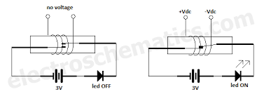 common types of relay reed relay
