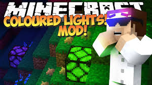 Colored Lights Mod 1122 Colored Lamps Colored Dust 9minecraftnet