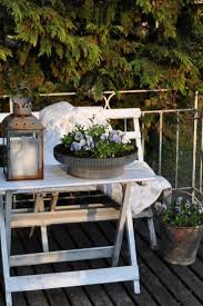 What a nice idea for an outdoor space. by Vintage Rose Brocante