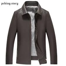2019 peking story men plus size 3xl leather jacket men s winter faux leather casual jackets 50 off male faux and pu coats from xaviere 83 31 dhgate com