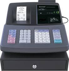 sharp xe a206. sharp - cash register xe a206 a