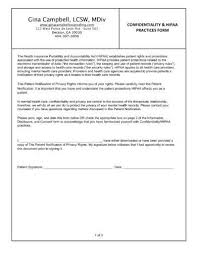 Confidentiality Agreement Free Template Amazing 48 HIPAA Confidentiality Agreement Examples PDF