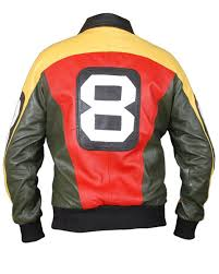 home men leather jackets michael hoban 8 ball leather jacket